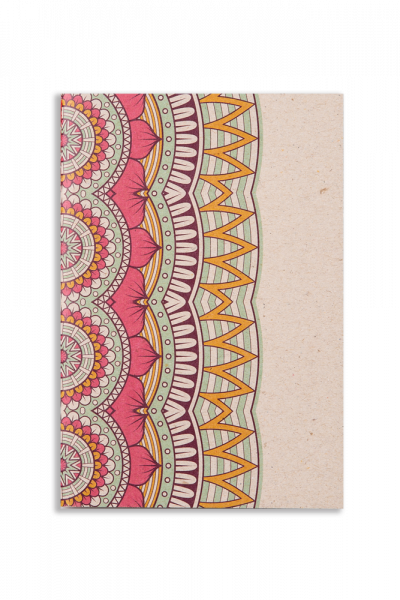 Textile Pink Notepad