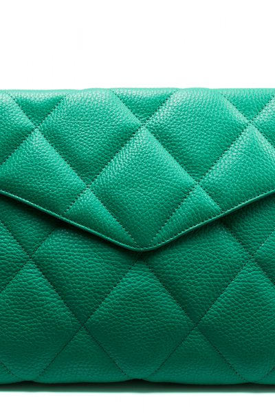 Charlotte Green Pouch