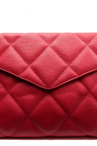 Charlotte Red Pouch