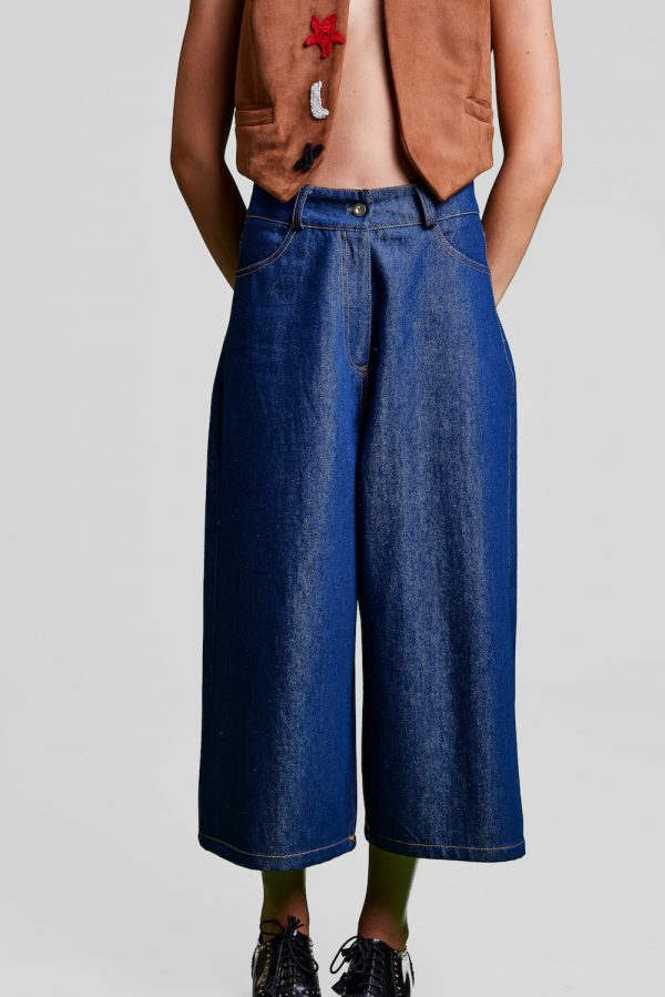 Earth Blue Jeans